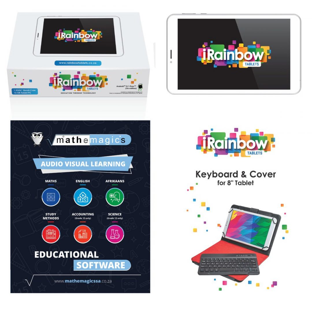iRainbow Tablet and Educational Software